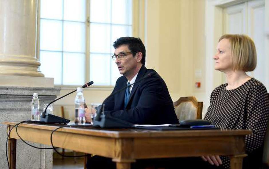 Varuh človekovih pravic o napadu na sodnico okrožnega sodišča v Mariboru! (foto: STA/Tamino Petelinšek)