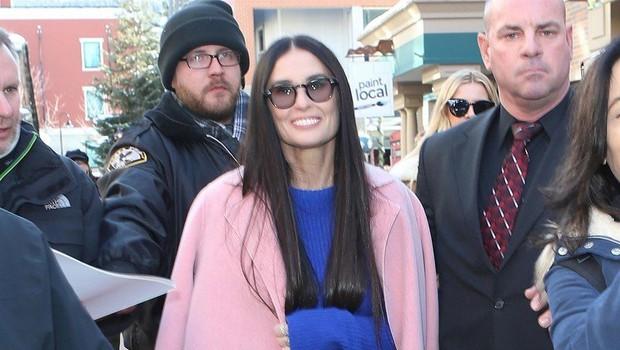 Demi Moore še vedno tako zelo mladostna (foto: Profimedia)