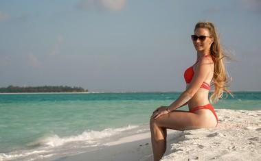 Ana Vurcer obožuje poletje januarja