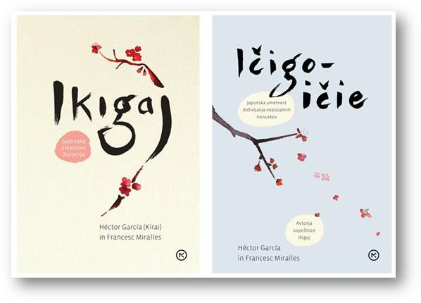 Iz Japonske po IKIGAJU prihaja še IČIGO-IČIE (foto: emka.si, mladinska knjiga)