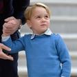 Mali princ George kar sam razkril svoj vzdevek!