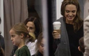 Angelina Jolie bo igrala v srhljivki Those Who Wish Me Dead