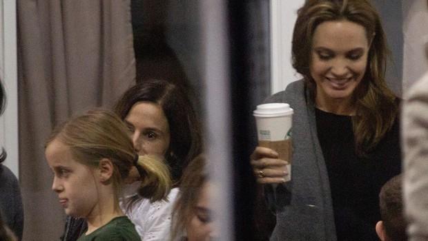 Angelina Jolie bo igrala v srhljivki Those Who Wish Me Dead (foto: profimedia)