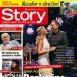 Senka in Uroš Umek: Razkošna poroka v Operi