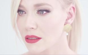 Objokana Jelena Rozga predstavlja novo pesem