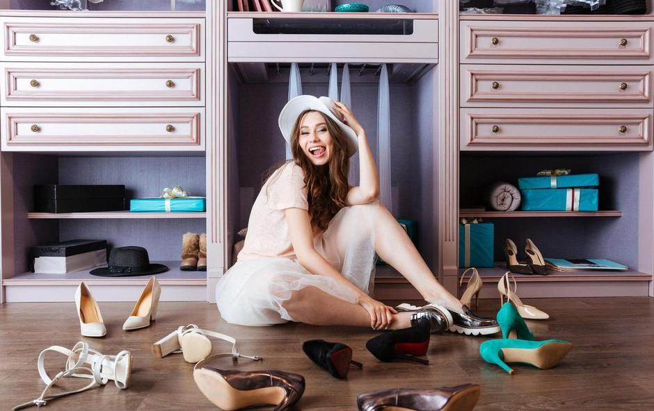 Avstrijke imajo v povprečju 20 parov čevljev, Avstrijci osem (foto: profimedia)