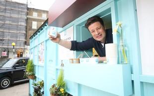 Velikopotezni Jamie Oliver