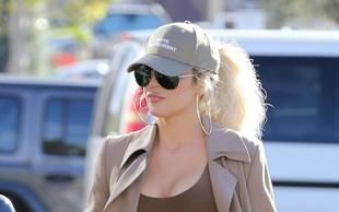 Khloe Kardashian je po boju s pomanjkanjem samozavesti izkusila še izgubo zaupanja v partnerja