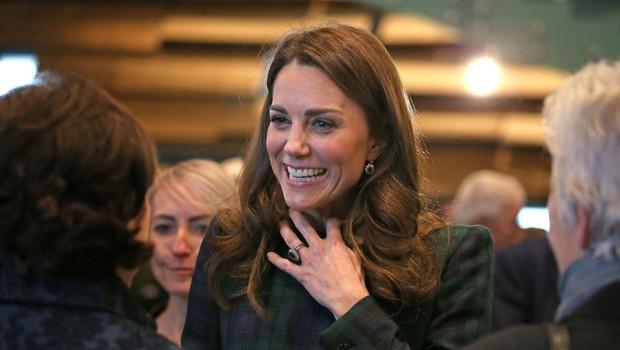 Kate Middleton povedala nove, ljubke podrobnosti o princu Louisu (foto: Profimedia)