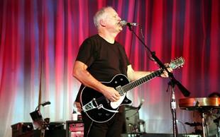 Legendarni David Gilmour (Pink Floyd) prodaja kar 120 svojih kitar!