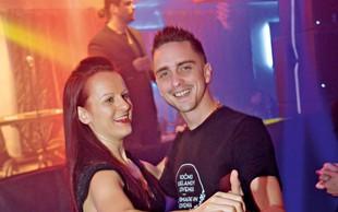 Barbara Pirh in Matej Virag (Bar) sta vroča kombinacija!