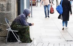 Na Hrvaškem razburja kazen za žensko, ki je naberačila deset kun!
