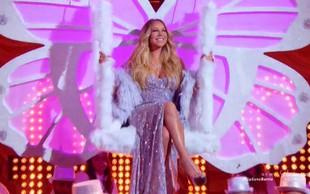 Mariah Carey kljub pozivom k bojkotu nastopila v Savdski Arabiji