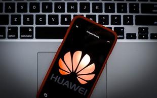 Samsung in Huawei kmalu vsak s svojim prepogljivim mobilnikom