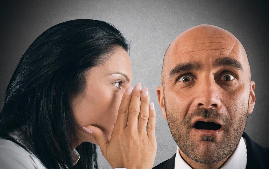Obrekovanje kot karmični bumerang najbolj udari prav obrekovalce! (foto: profimedia)