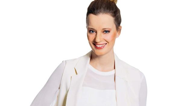 Ajda Smrekar bo gostiteljica Eme 2019! (foto: David Lotrič Banović)