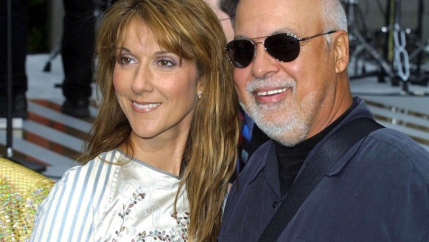 /CELINE DION WITH HER HUSBAND RENE ANGELIL CELINE DION PERFORMING ON THE 'TODAY SHOW' NEW YORK, AMERICA - 17 MAY 2002, Image: 271338502, License: Rights-managed, Restrictions:, Model Release: no, Credit line: Profimedia, TEMP Rex Features (foto: PROFIMEDIA PROFIMEDIA, TEMP REX FEATURES)