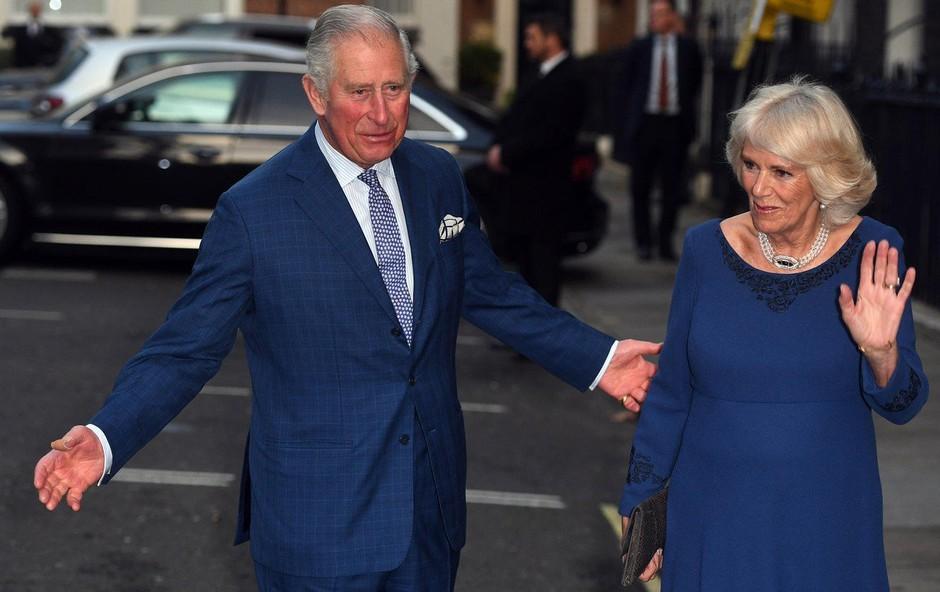 Britanski mediji trdijo, da imata Camilla in princ Charles sina (foto: Profimedia)