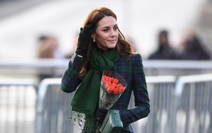 Vojvodinja Kate in skrivnost vitkosti