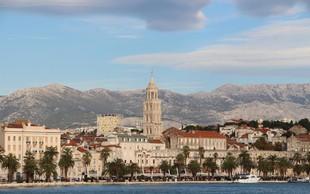 Huligani z jeklenimi palicami in noži nad beograjske vaterpoliste v Splitu