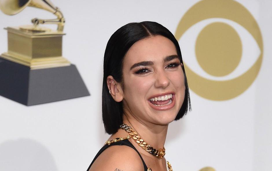 Podelitev grammyjev: Kacey Musgrave prejela grammyja za album leta, Dua Lipa pa za najboljšo novo umetnico (foto: Profimedia)