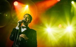 Največji showman Klemen Slakonja na ekskluzivni turneji z Big Bandom RTV Slovenije