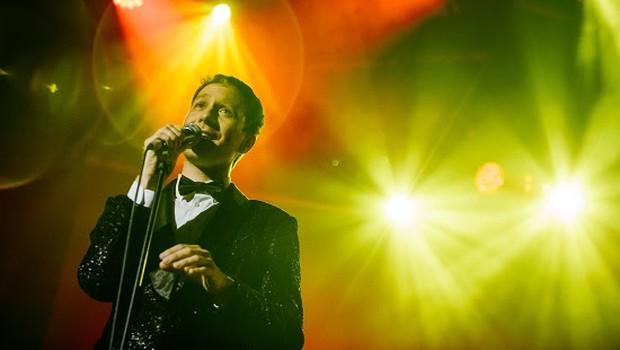 Največji showman Klemen Slakonja na ekskluzivni turneji z Big Bandom RTV Slovenije (foto: Spas Teater Press)