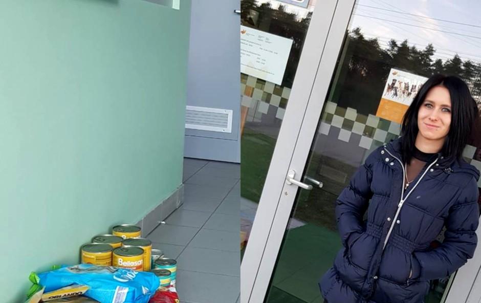 Tamara Korošec je pokazala svojega novega fanta, mladenič je res postaven (foto: Aleš Rod)