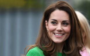 Kate Middleton v takšni vlogi še nismo videli