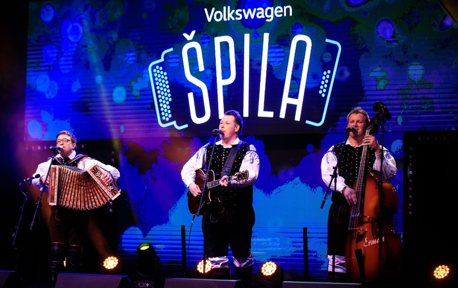 Znani prvi finalisti natečaja Volkswagen Špila! (foto: Volkswagen Špil)