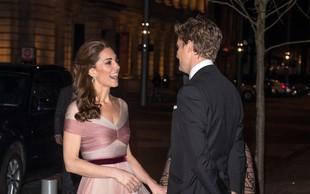 Kate Middleton verjetno še nikoli ni imela tako vitkega pasu