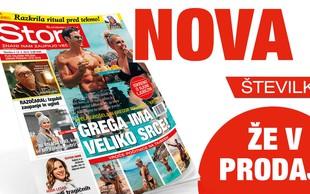 Špela Grošelj in Gregor Poljanec - Kirsch: Grega ima veliko srce!