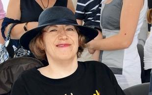 Poslovila se je pevka Barbara Šerbec Šerbi