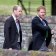 Princa William in Harry se tudi uradno razhajata!