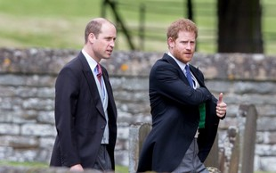 Princa William in Harry se tudi uradno razhajata!