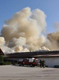 Sevno pri Novem mestu: Zagorel obrat kmetijske šole Grm
