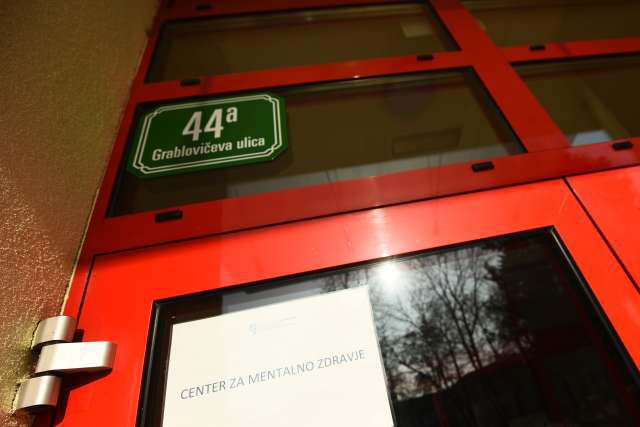 Na ljubljanski psihiatrični kliniki odprli poseben oddelek za pedopsihiatrično obravnavo otrok (foto: Tamino Petelinšek/STA)
