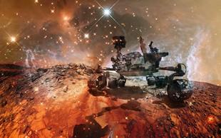 Nasa po novem objavlja dnevna vremenska poročila z Marsa