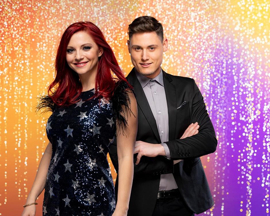 Kdo bo plesal s kom v tretji sezoni Zvezde plešejo? (foto: Pop tv)
