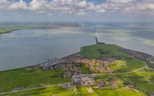 Nizozemci popravljajo minule napake in bodo z gradnjo umetnih otokov oživili jezero Markermeer