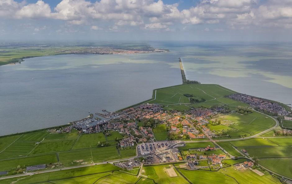 Nizozemci popravljajo minule napake in bodo z gradnjo umetnih otokov oživili jezero Markermeer (foto: profimedia)