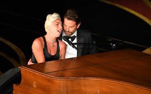 Lady Gaga iskreno spregovorila o nastopu z Bradleyjem Cooperjem na oskarjih