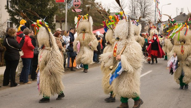 Pustovanja 2019 po Sloveniji: od povorke na Ptuju do karnevala v Cerknici! (foto: profimedia)