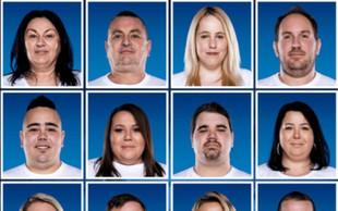 To so tekmovalci šova The Biggest Loser Slovenija 2019