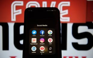 Bruselj poziva Facebook, Google in Twitter h krepitvi boja proti lažnim novicam