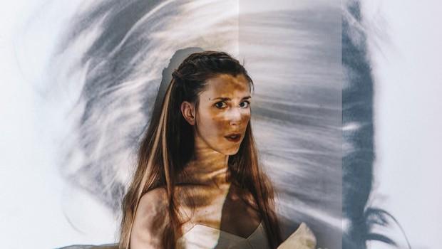 """Nina Rakovec (igralka): """"Zaljubljena sem v film"""" (foto: Peter Giodani)"""