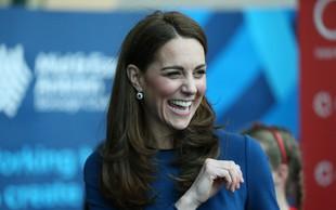 Kate Middleton razmišlja o četrtem otroku