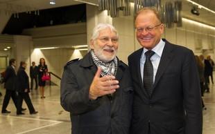Drevi na velikem odru ljubljanske drame koncert Prvih 80 let Borisa Cavazze