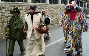 Po vsej Sloveniji so v ospredju pustne norčije s tradicionalnimi prireditvami