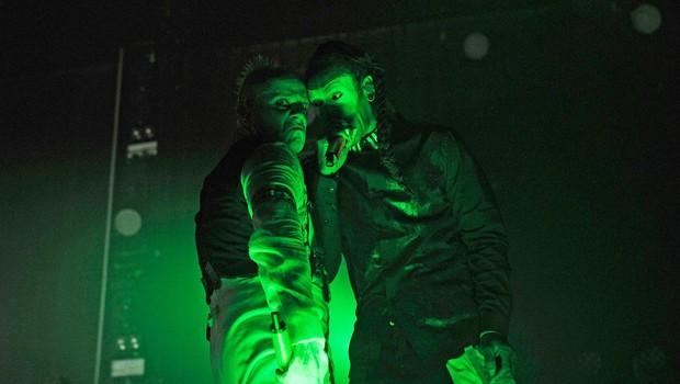 Umrl je Keith Flint, frontman skupine Prodigy (foto: Profimedia)